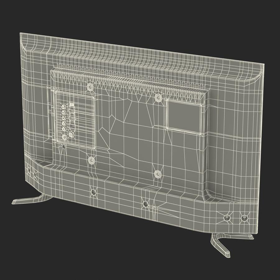 TV LED générique royalty-free 3d model - Preview no. 24
