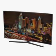 Generic Curved TV 3d model