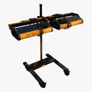 Chauffe-eau 3d model