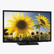 Generic LED TV 2 3D Модель 3d model