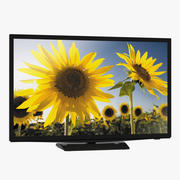 Generic LED TV 2 3D Model 3d model