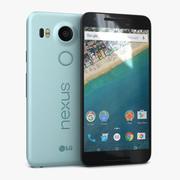 Quarzo LG Nexus 5X 3d model