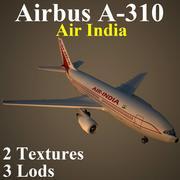 A310 AIC 3d model