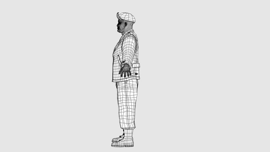 Carácter del hombre -C royalty-free modelo 3d - Preview no. 15