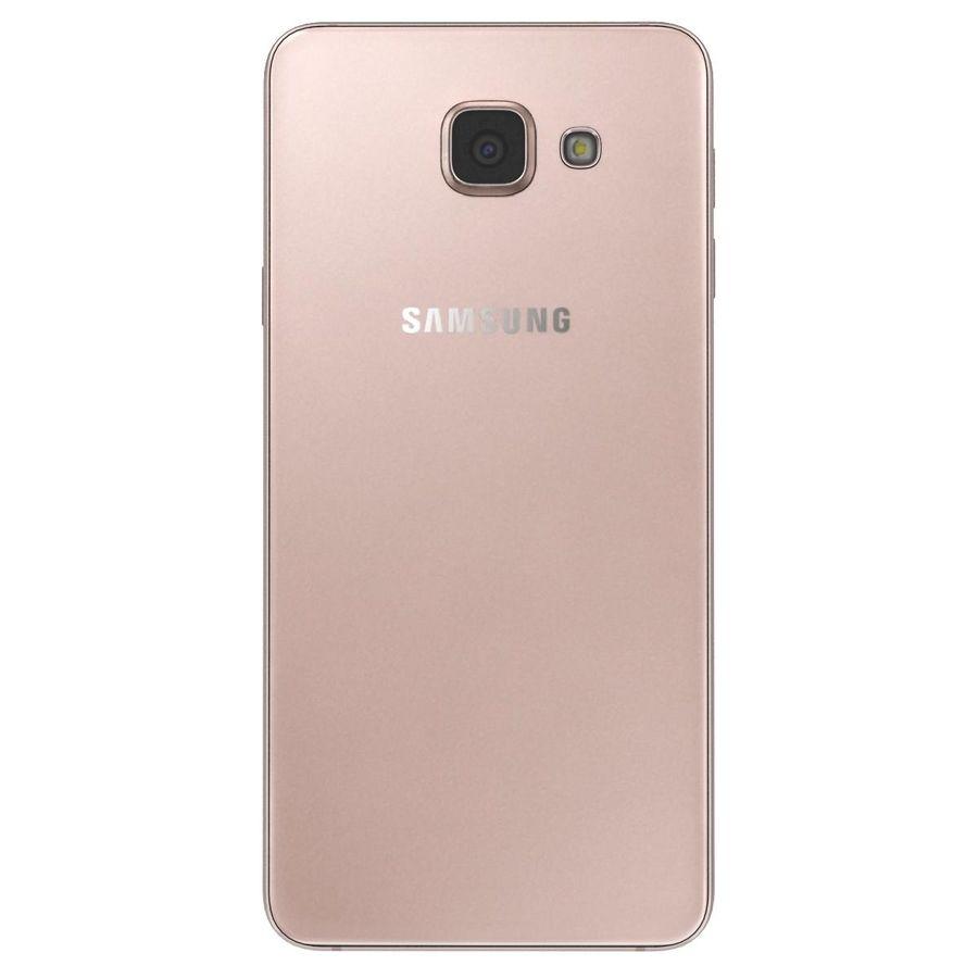 Samsung Galaxy A5 (2016) Alla färger royalty-free 3d model - Preview no. 22