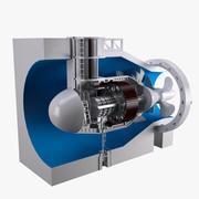 Capsular Generator 3d model