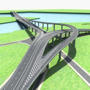 Highway 10 3d model
