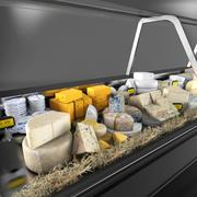 Etui Cheese Deli 3d model