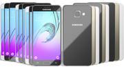 三星Galaxy A3&A5&A7 2016系列 3d model