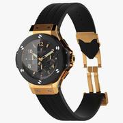 Hublot Big Bang Wrist Watches 3d model