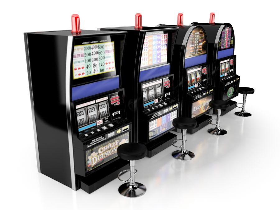 Игровые автоматы 3d max игровые автоматы самые первые