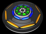 UFO - The Explorer 3d model