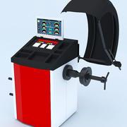 Wheel Center 3d model