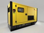 Gerador de energia 3d model
