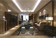 休息室设计 3d model