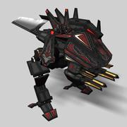 Devil Mech 3d model