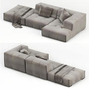 Tufty-Too sofa 3d model