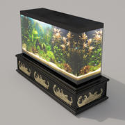 东方水族馆 3d model