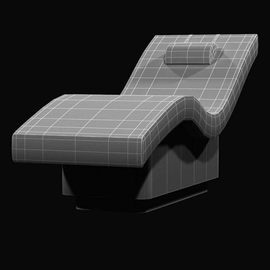 生きている地球の工芸品による波ラウンジャー royalty-free 3d model - Preview no. 6