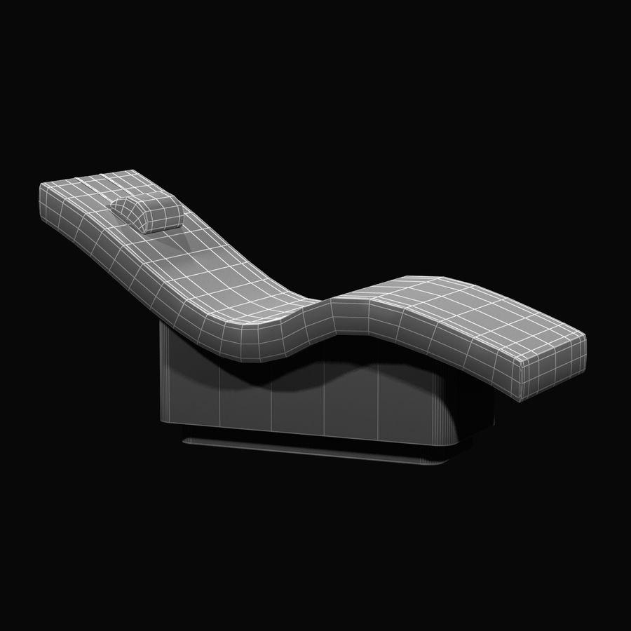 生きている地球の工芸品による波ラウンジャー royalty-free 3d model - Preview no. 8