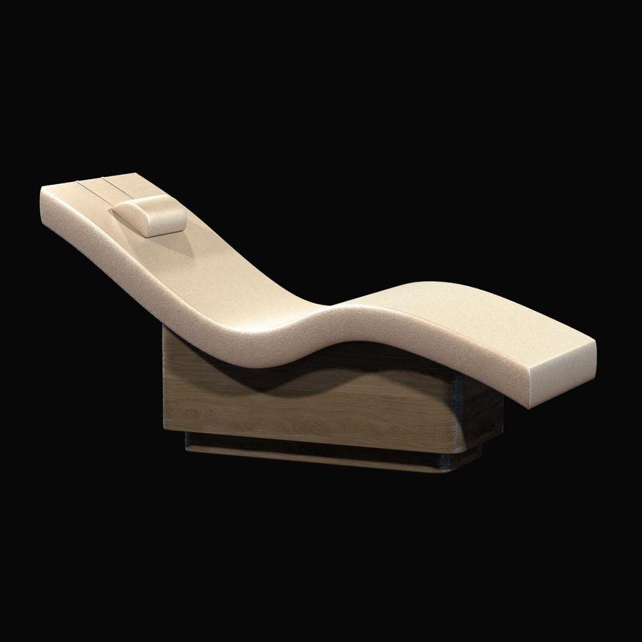 生きている地球の工芸品による波ラウンジャー royalty-free 3d model - Preview no. 1