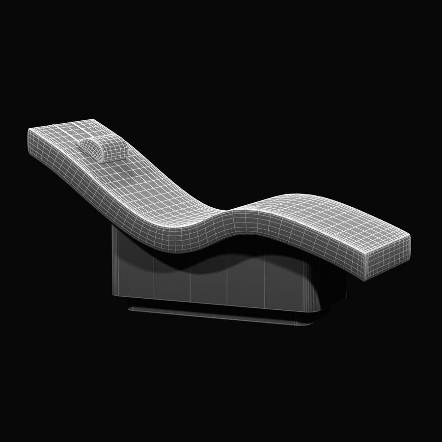 生きている地球の工芸品による波ラウンジャー royalty-free 3d model - Preview no. 9