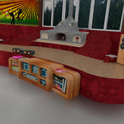 Stage Props 3D Models 3d model