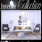 Interior Collection VOL.1 3d model