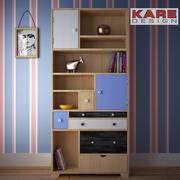 KareDesign 선반 바 발루 3d model