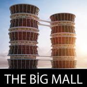 Büyük Alışveriş Merkezi Modeli 3d model