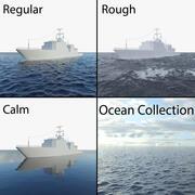 Okyanus Koleksiyonu 3d model