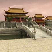 China Palace 3d model