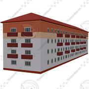 家の環境163 3d model