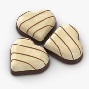 チョコレート菓子5 3Dモデル 3d model