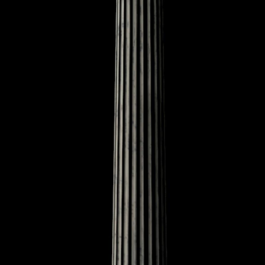 Korintisk kolumn 8 royalty-free 3d model - Preview no. 3