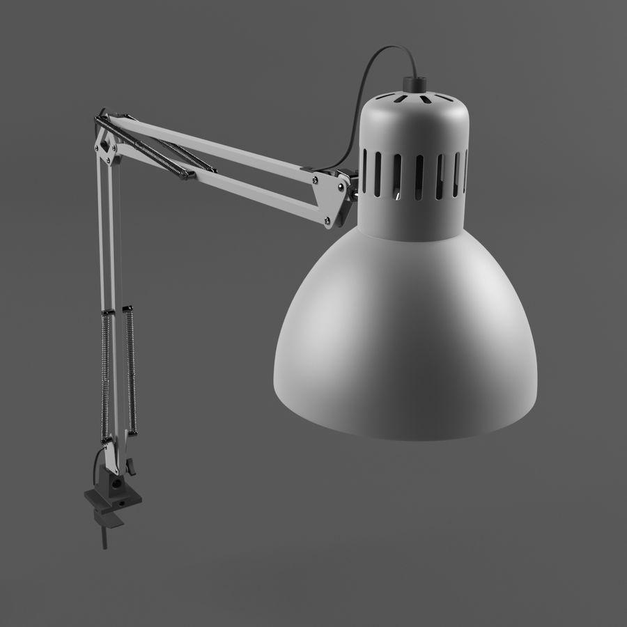 Work Lamp Tertial Ikea 3d Model 9 Max Free3d