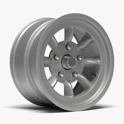 Minilite Wheel 3d model