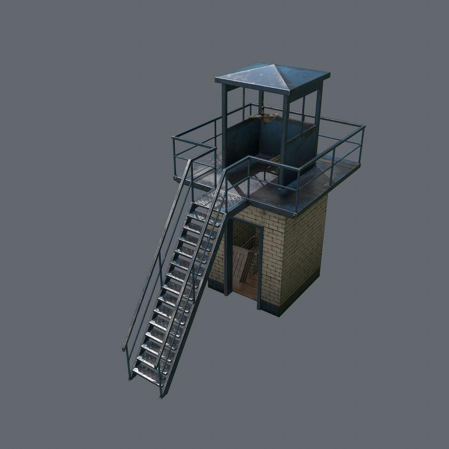タワー royalty-free 3d model - Preview no. 12