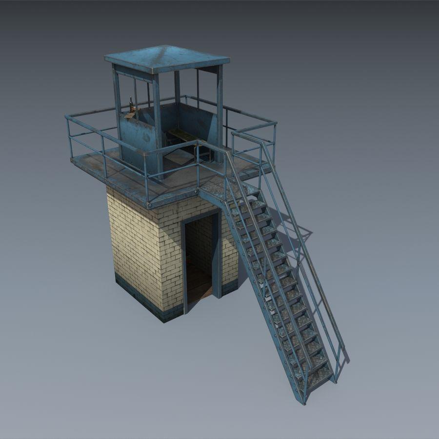 タワー royalty-free 3d model - Preview no. 2
