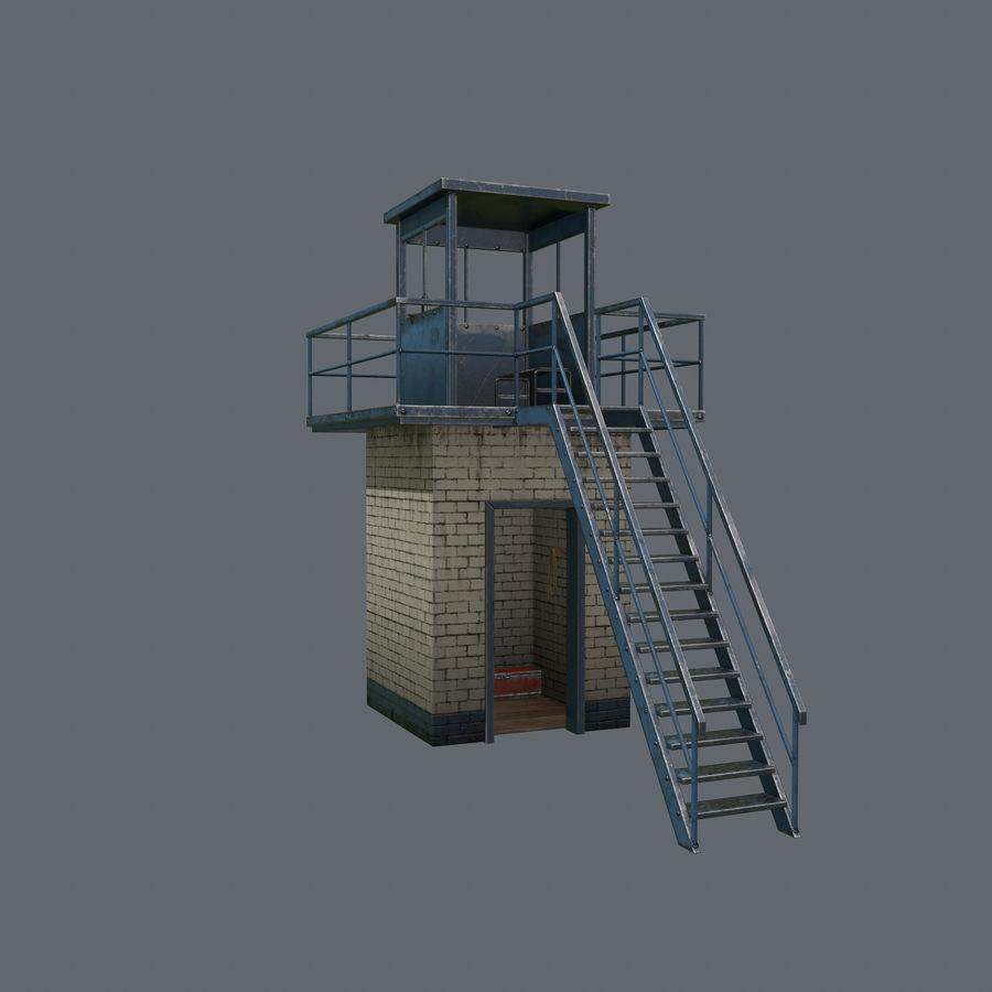 タワー royalty-free 3d model - Preview no. 11
