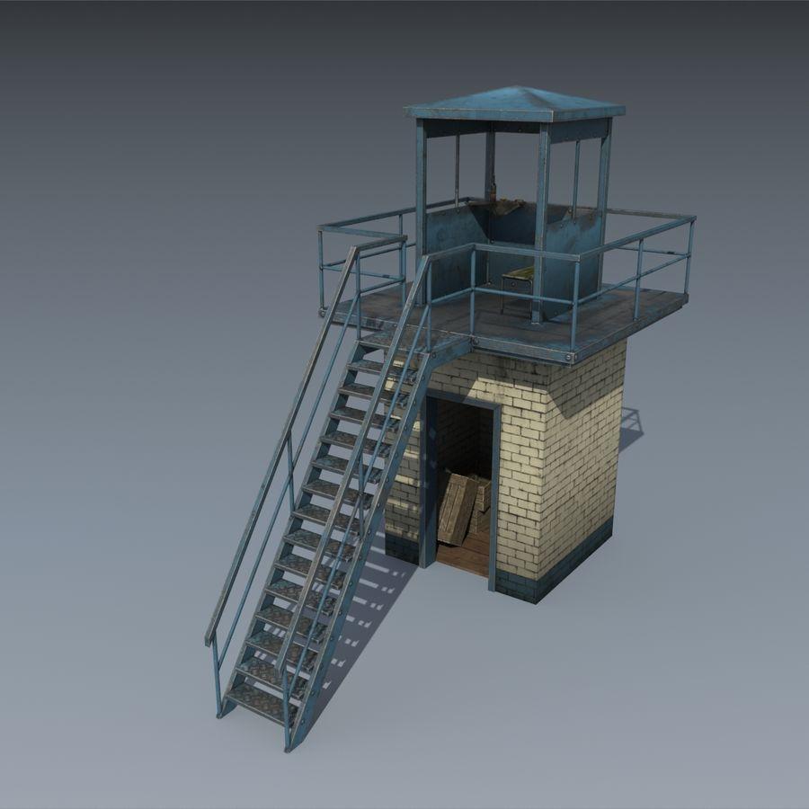 タワー royalty-free 3d model - Preview no. 3