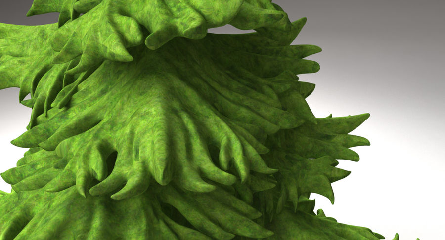 Fir Tree royalty-free 3d model - Preview no. 10