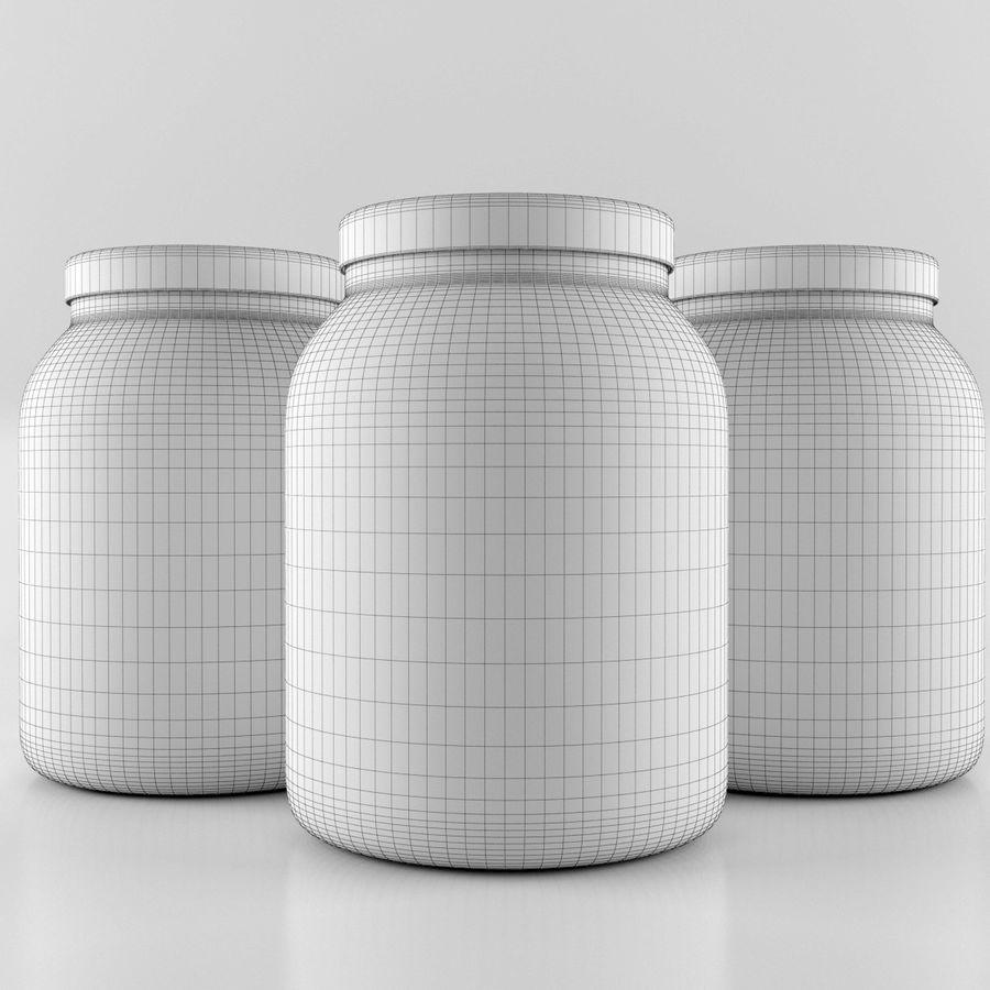Gläser & Bohnen royalty-free 3d model - Preview no. 4