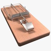 мышеловка 3d model