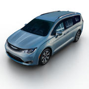 Chrysler Pacifica Hybrid 2017 modelo 3d