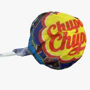 chupa Chups modelo 3d