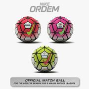 Nike Ordem 3  - 三大足球联赛 3d model