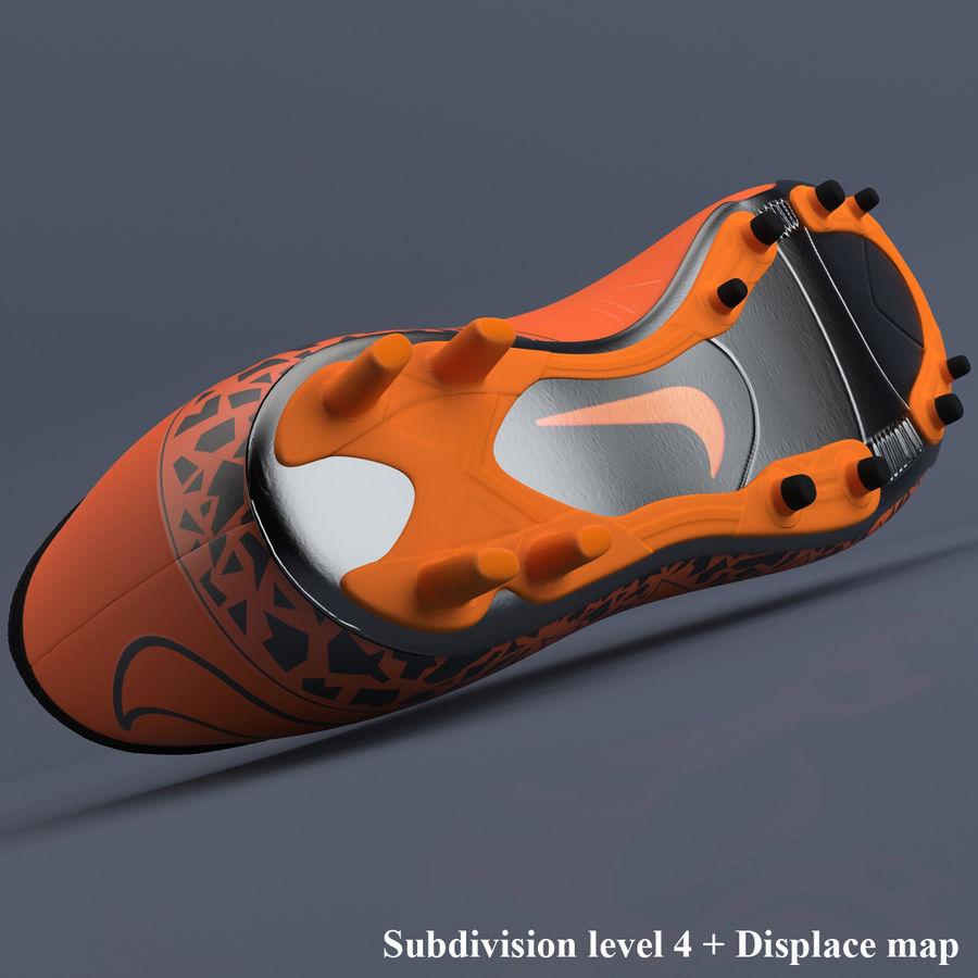Sapatos atléticos royalty-free 3d model - Preview no. 11