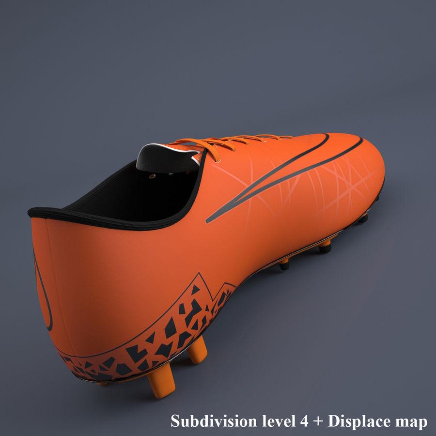 Sapatos atléticos royalty-free 3d model - Preview no. 7