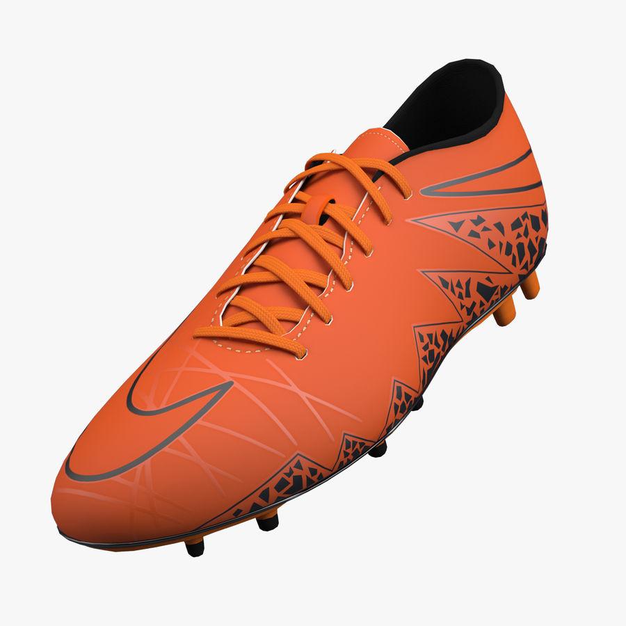 Sapatos atléticos royalty-free 3d model - Preview no. 1